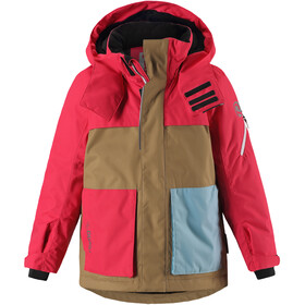 Reima Kids Rondane Winter Jacket Strawberry Red